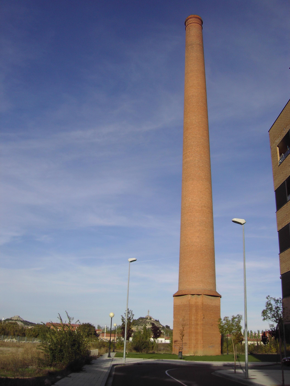 07 diciembre 2011 chimeneas industriales de ladrillo - Fabricantes de chimeneas ...