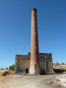 CENTRAL TERMICA CHIMENEA 1 Corrales Huelva