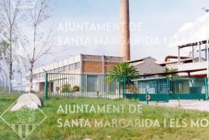 Fuente: Archivo del Ayuntamiento de Santa Margarita i els Monjos