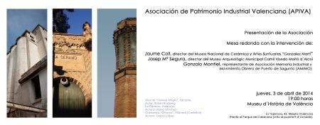 invitacion presentacion APIVA