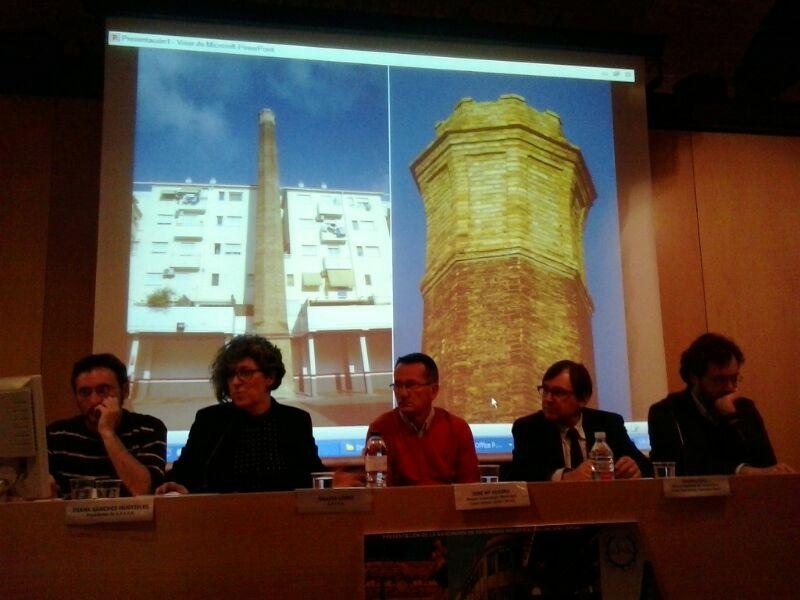 Presentación Asociación Patrimonio Industrial Valenciano/ Presentation of Valencian Industrial Heritage Association (2/3)