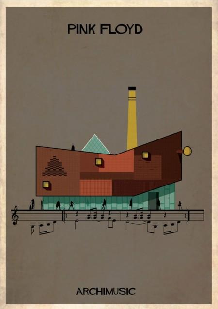 Pink Floyd. Imagen del articulo
