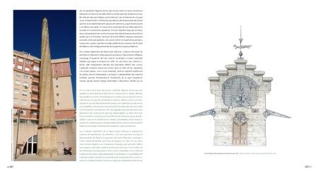 Página del libro donde se halla la descripción de la chimenea de La Constructora de Alzira